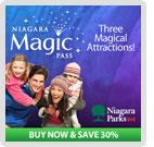 Niagara Falls Winter Magic Pass